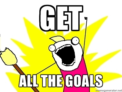 TLQ: The Reality of Goals